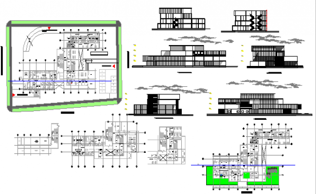 center for maternal and child health dwg file