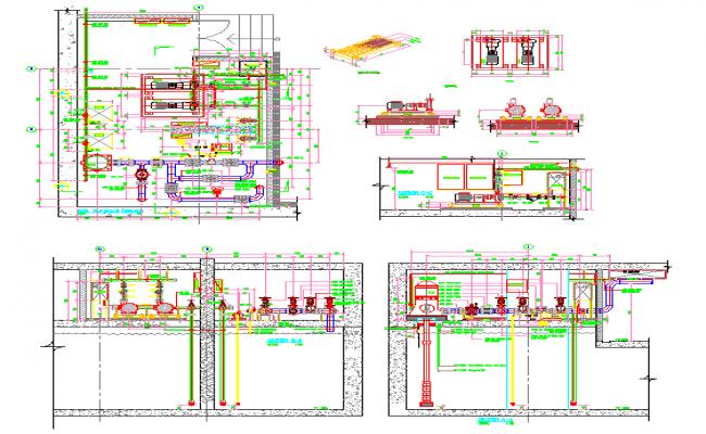 Pump Room Design