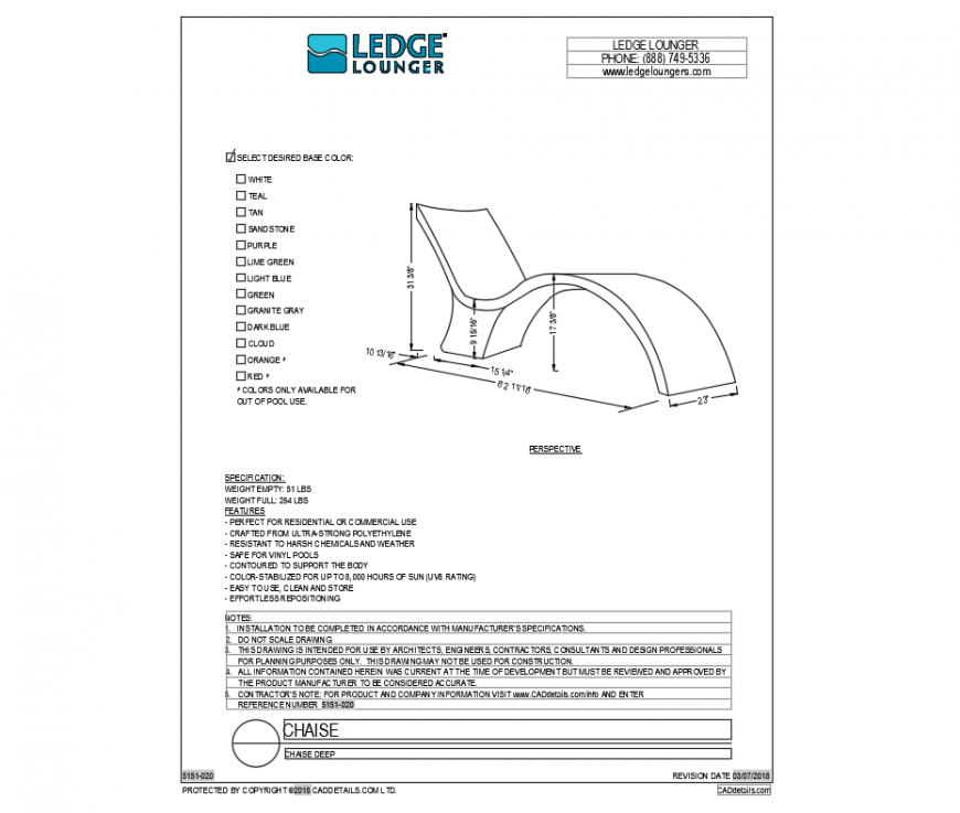 Chase desk design for garden cad block design dwg file