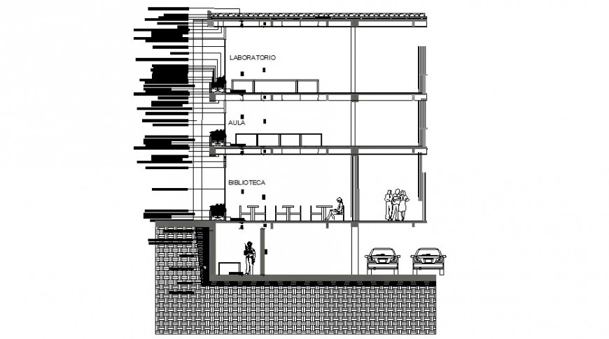 Classroom section school plan