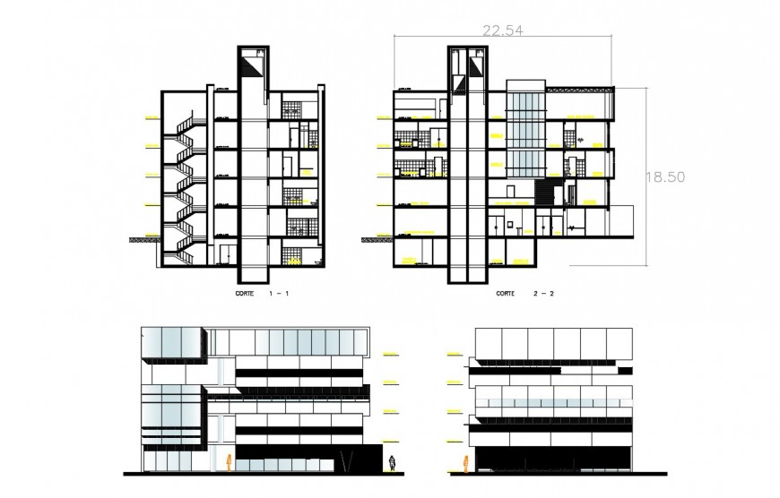 Clinical office school autocad software of 2d drawing