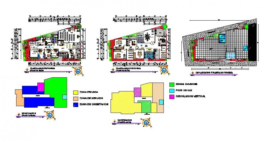 Community health center medical dental labs maternity floor plan and auto-cad details dwg file