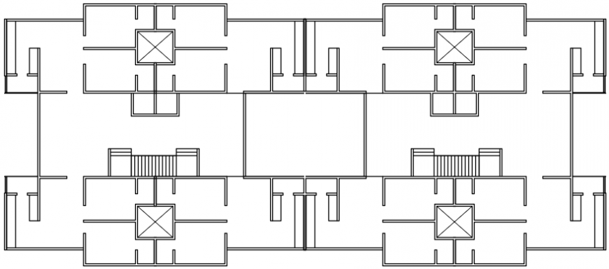 Concept of house plan