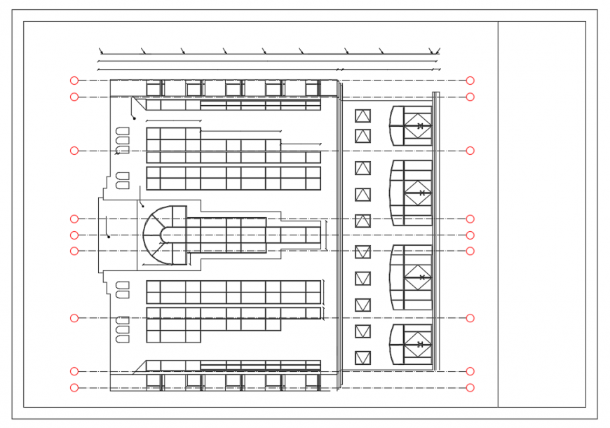 Conference Room plan LAy-out