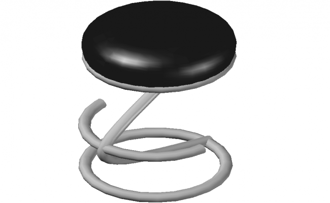 cylindrical shape stool