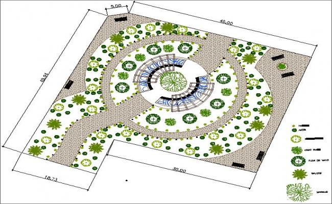 Urban centre project