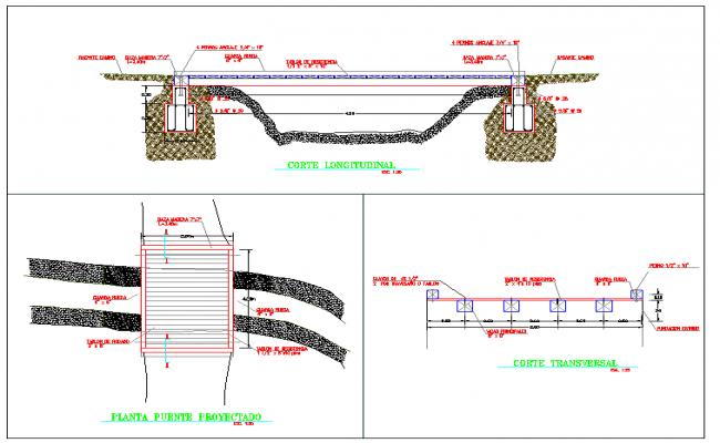 Bridge Structure Detail