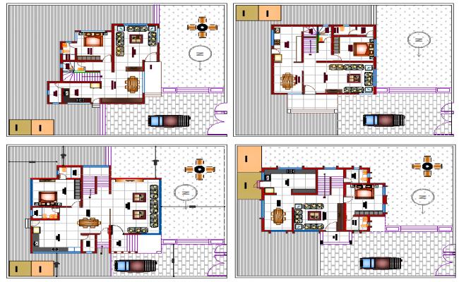 1 BHK House  plan