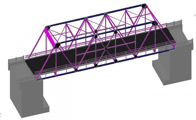 3D Bridge Detail