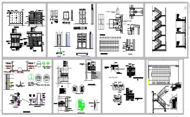 Working building Design