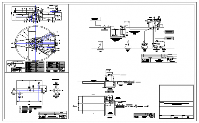 Water treatment  Machinery