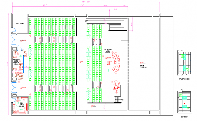 MultiPlex Lay-out