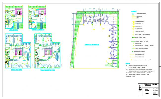 House detail plan