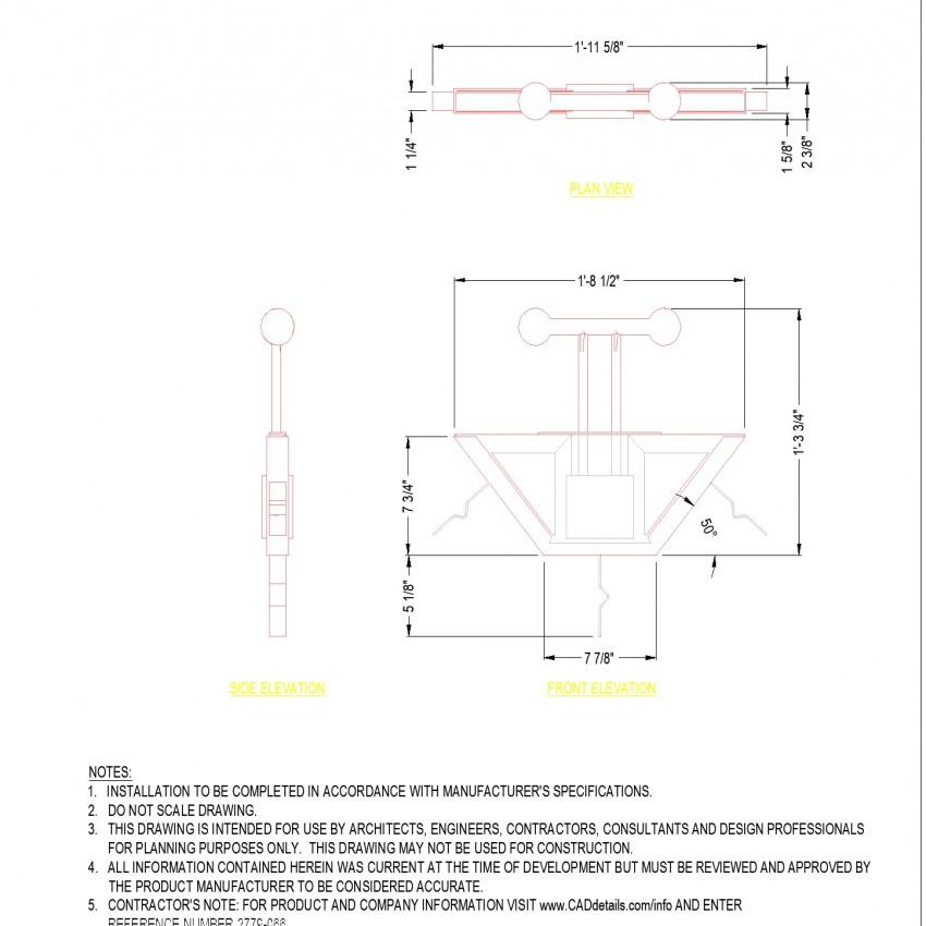 Doubles shape goric plan layout file