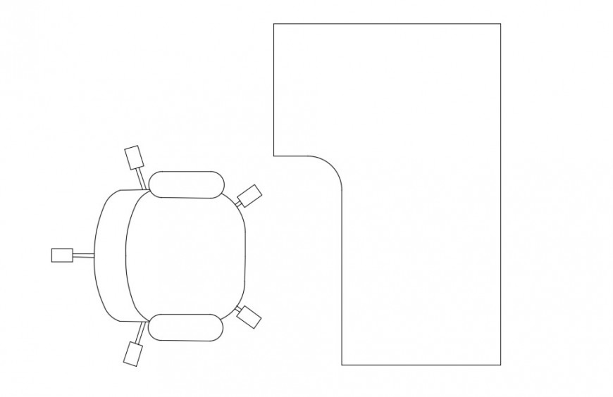 Drawings of furniture blocks elevation dwg autocad file