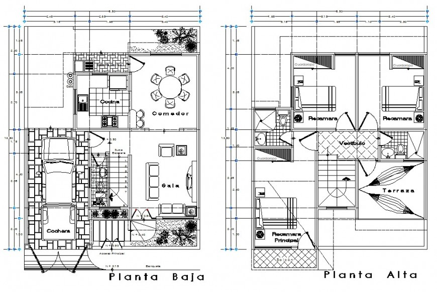 Drawings of housing living apartment dwg autocad software file