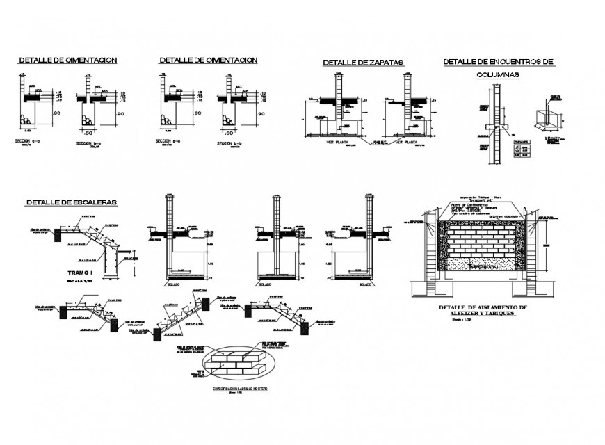 DWG file of hotel 2d model design detail