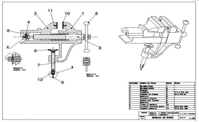 Machinery design