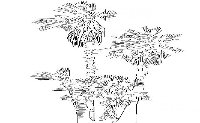 2D Tree Block