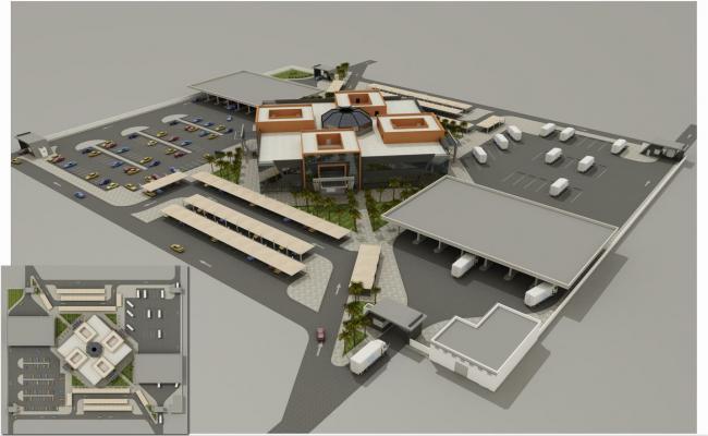3D Building Project