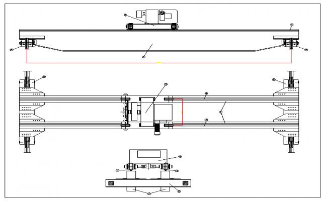 Bridge Crane Design