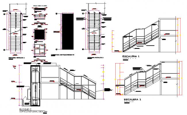Stair Detail Design