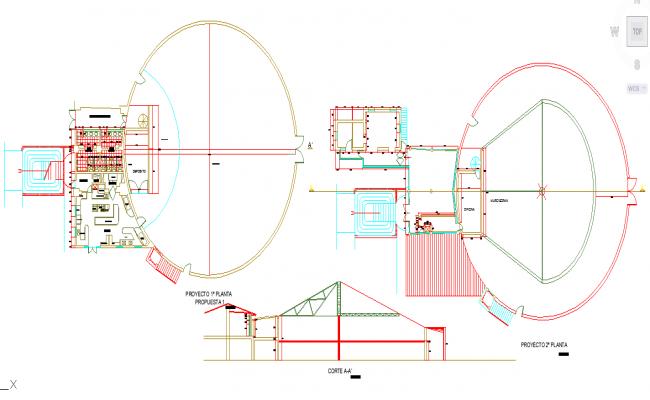 Hotel Detail design