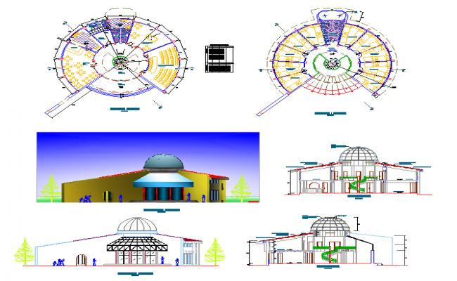 Sport villa project