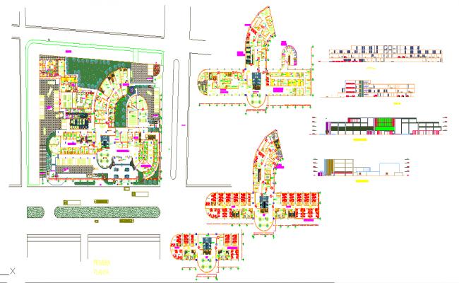 Simple Hospital design