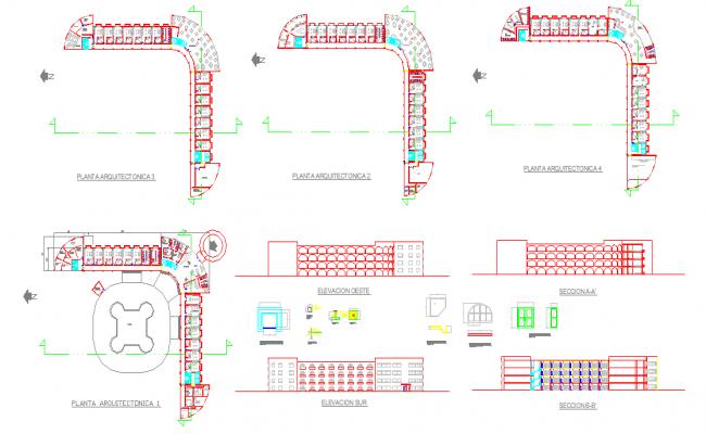 Hotel design detail