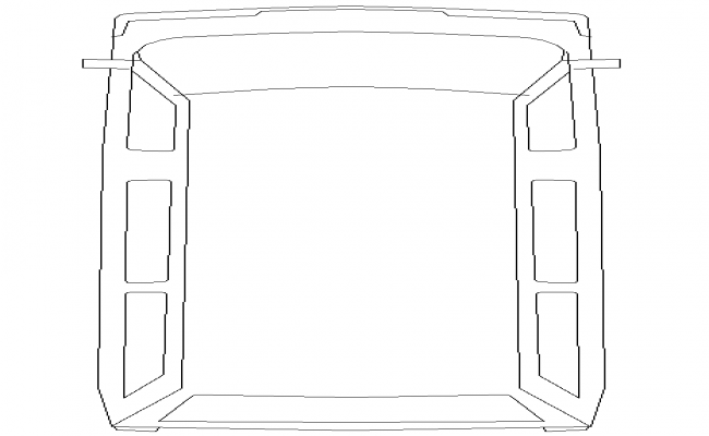 2D Car Block Detail