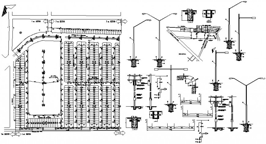 Electrical blocks details 2d drawings autocad file