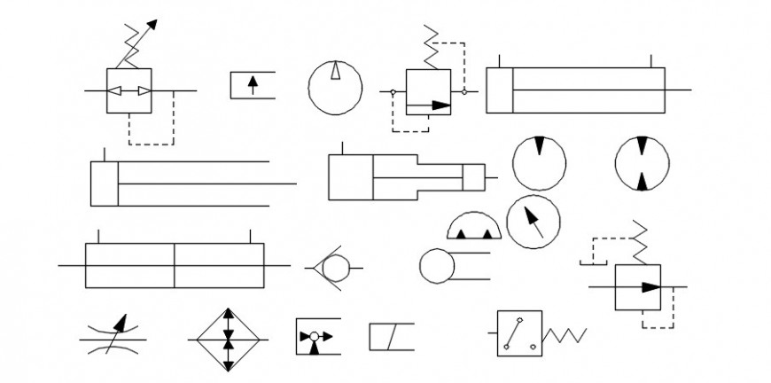 Engineering symbols file detail