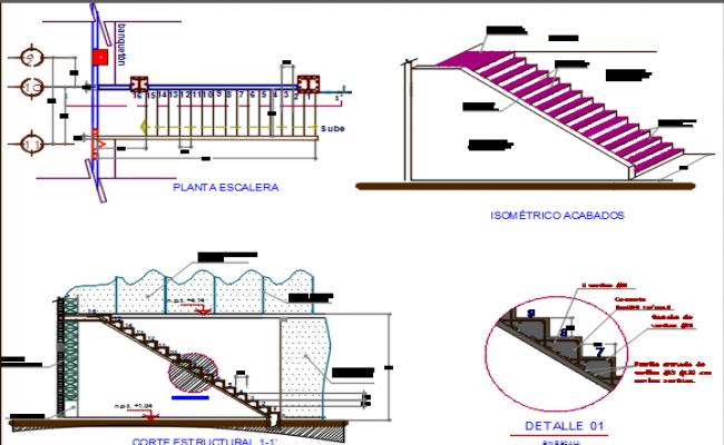 Escalator Design Dwg File