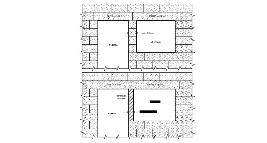 Exterior brick concept detail file
