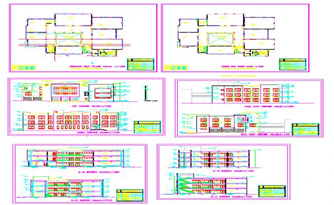Faculty Building Design