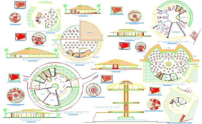 Restaurant design file