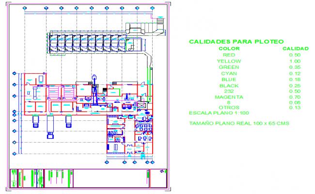 Refrigerator Plant Design