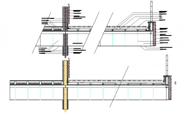Detail Steel Frame
