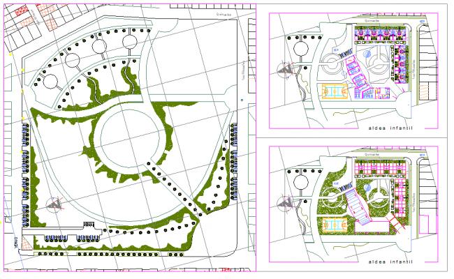 Children Park Design