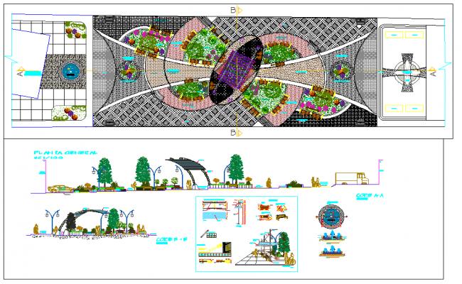 Modern Park Project