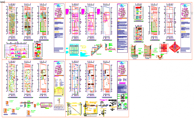 Residential Home Plan Project
