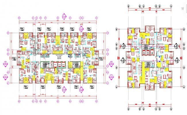 1 bhk apartment floor plan