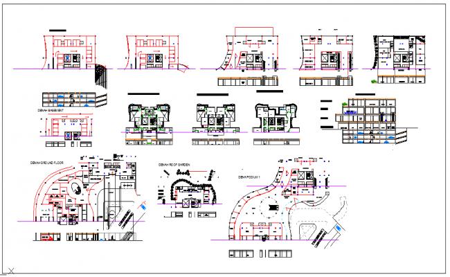Tower Design plan