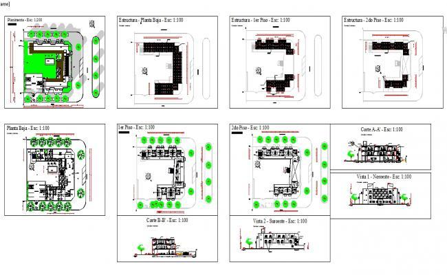 Modern Hotel Design file