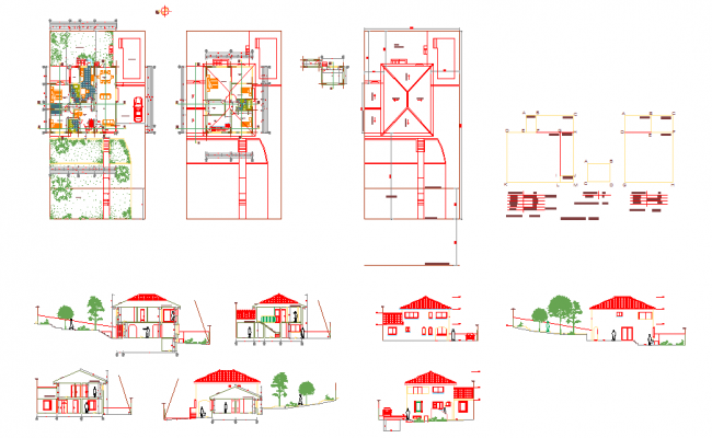Family House Design