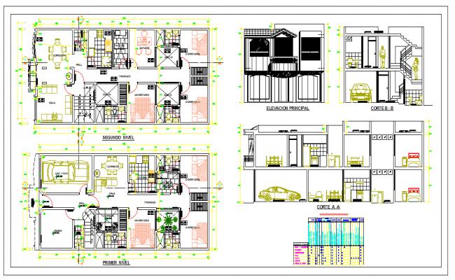 Architect Apartment design