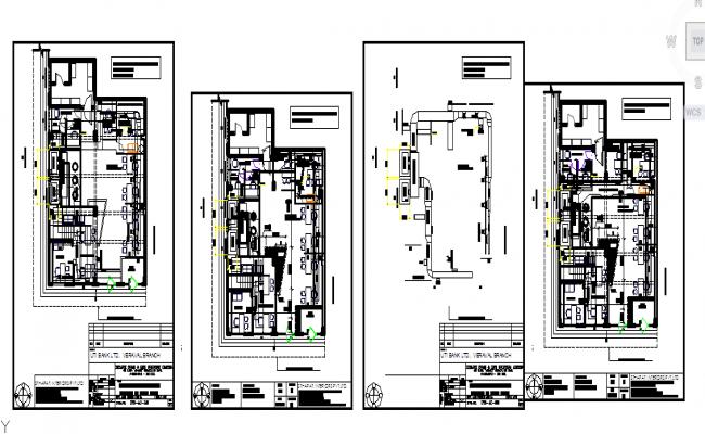 Bank Project Design