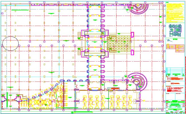 floor furniture plan of ground floor