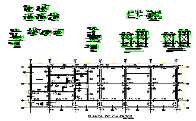 foundation detail drawing